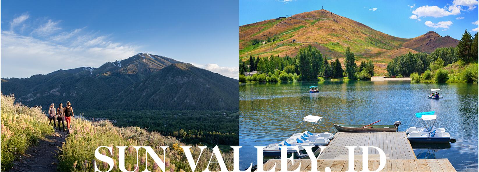 Sun Valley, Idaho banner
