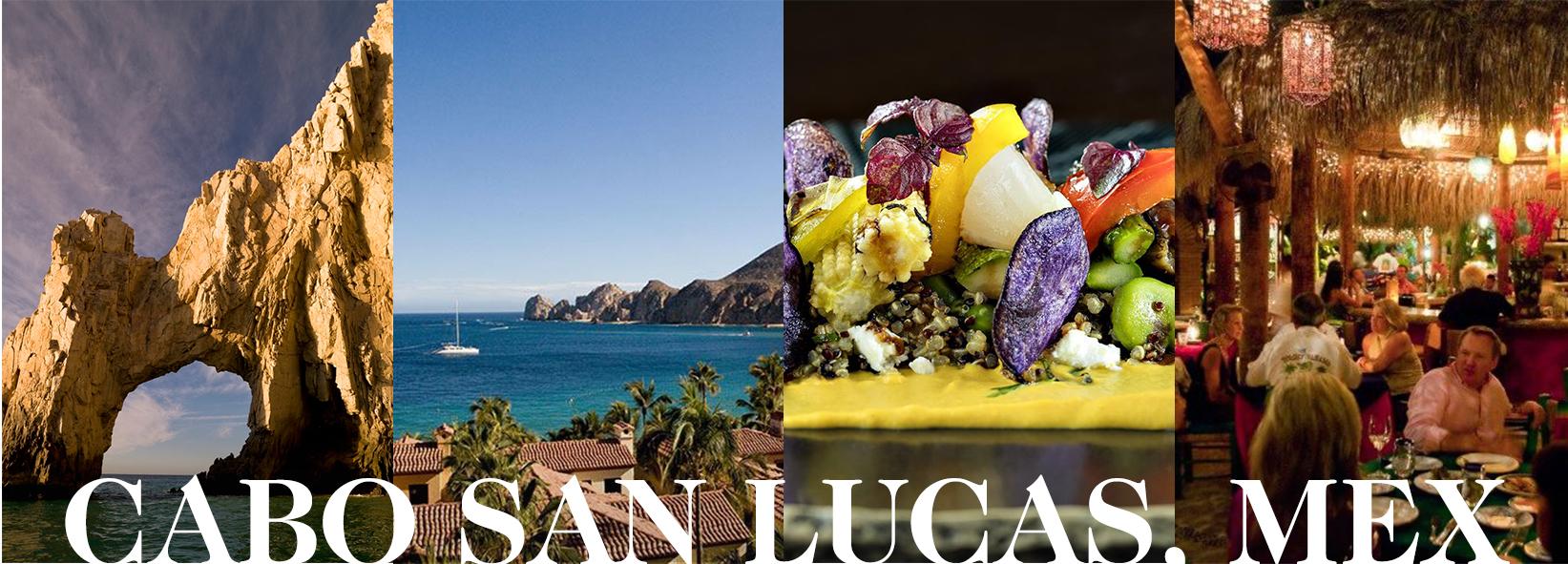 Cabo San Lucas, Mexico banner