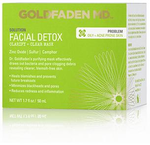 Goldfaden MD Facial Detox