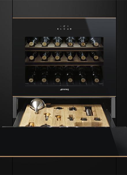 SMEG Wine Cooler/Cellar