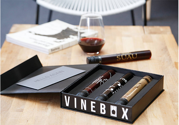 VINE BOX Wine Tasting Club