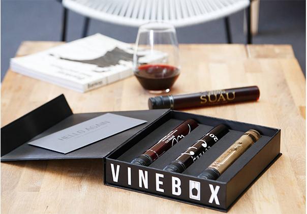 VINE BOX Wine Tasting Club