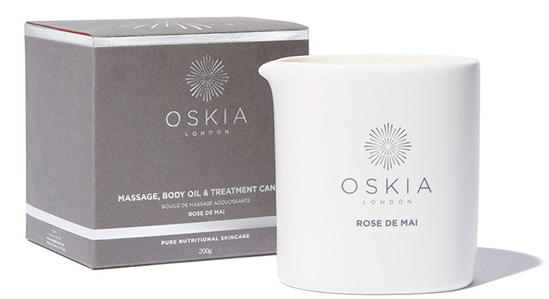 OSKIA Rose Massage Candle