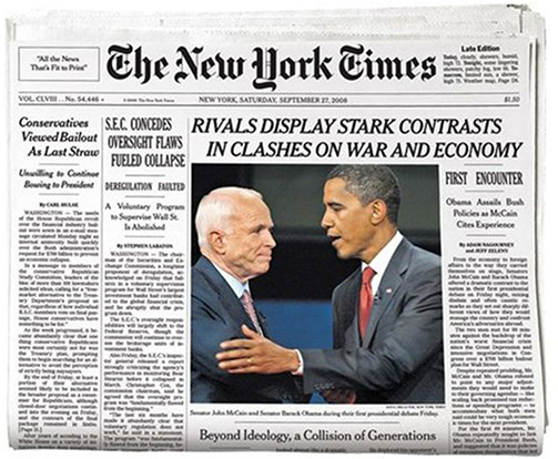 NEW YORK TIMES Daily Subscription