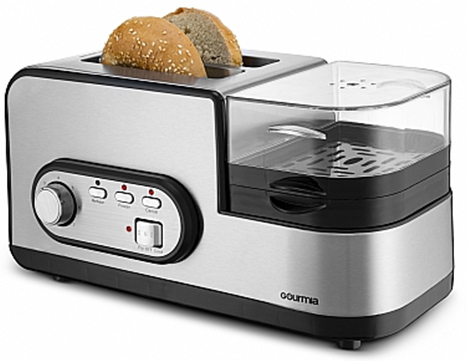 GOURMIA 4 in 1 Breakfast Station
