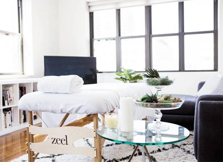 ZEEL In Home Massage