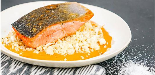 HARBOUR TRADING CO. Fresh Salmon