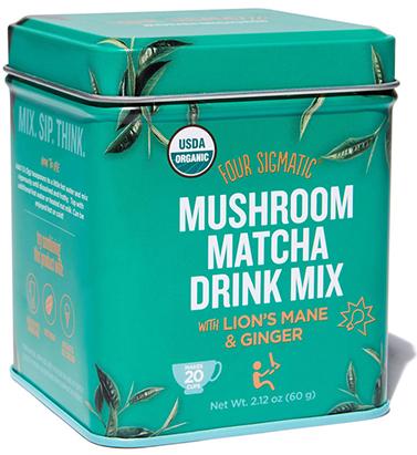 FOUR SIGMATIC Mushroom Matcha