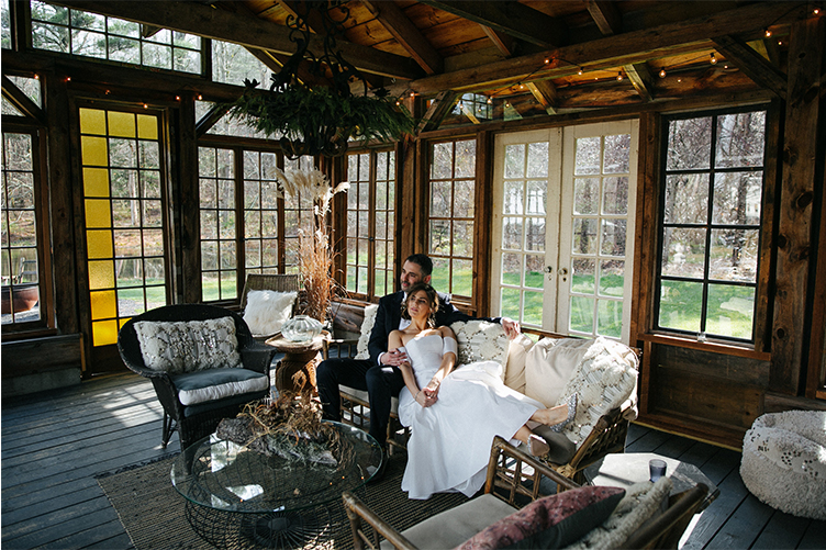 Melanie Altarescu Wedding
