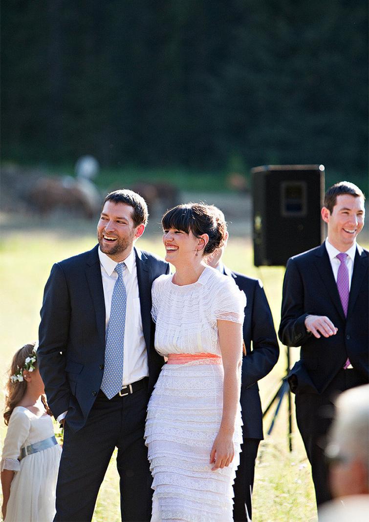 Elise Loehnen Wedding