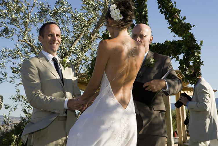 Danielle Pergament Wedding