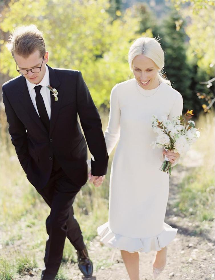 Ali Pew Wedding