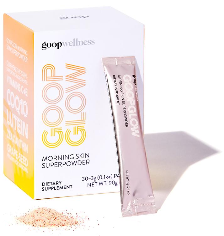 goop wellness, goopglow