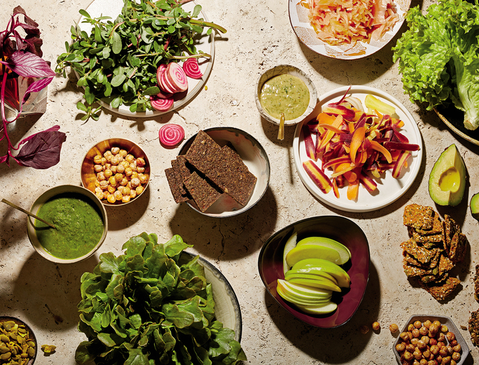 Fresh, Summery Recipes from Two of Our Favorite Clean Beauty Gurus | Goop