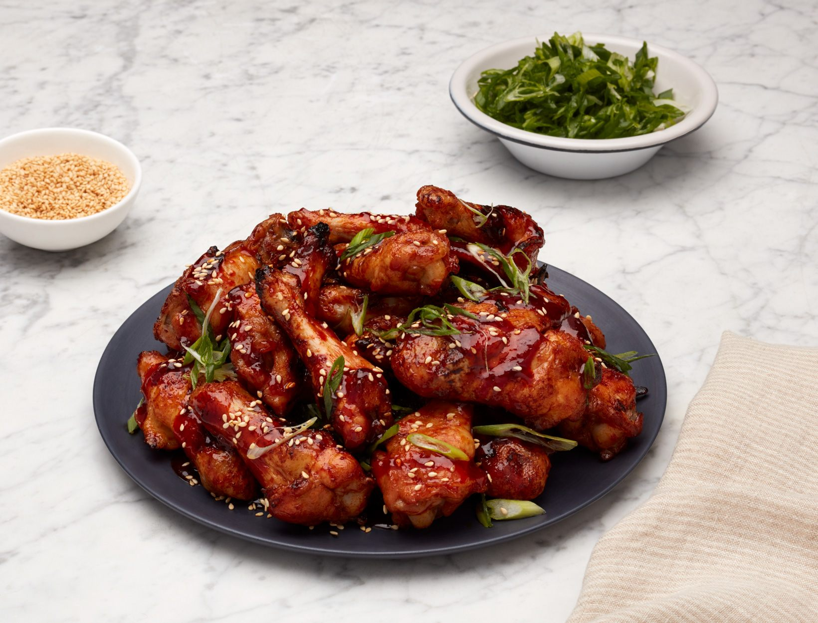 GP's Korean Baked Chicken Wings