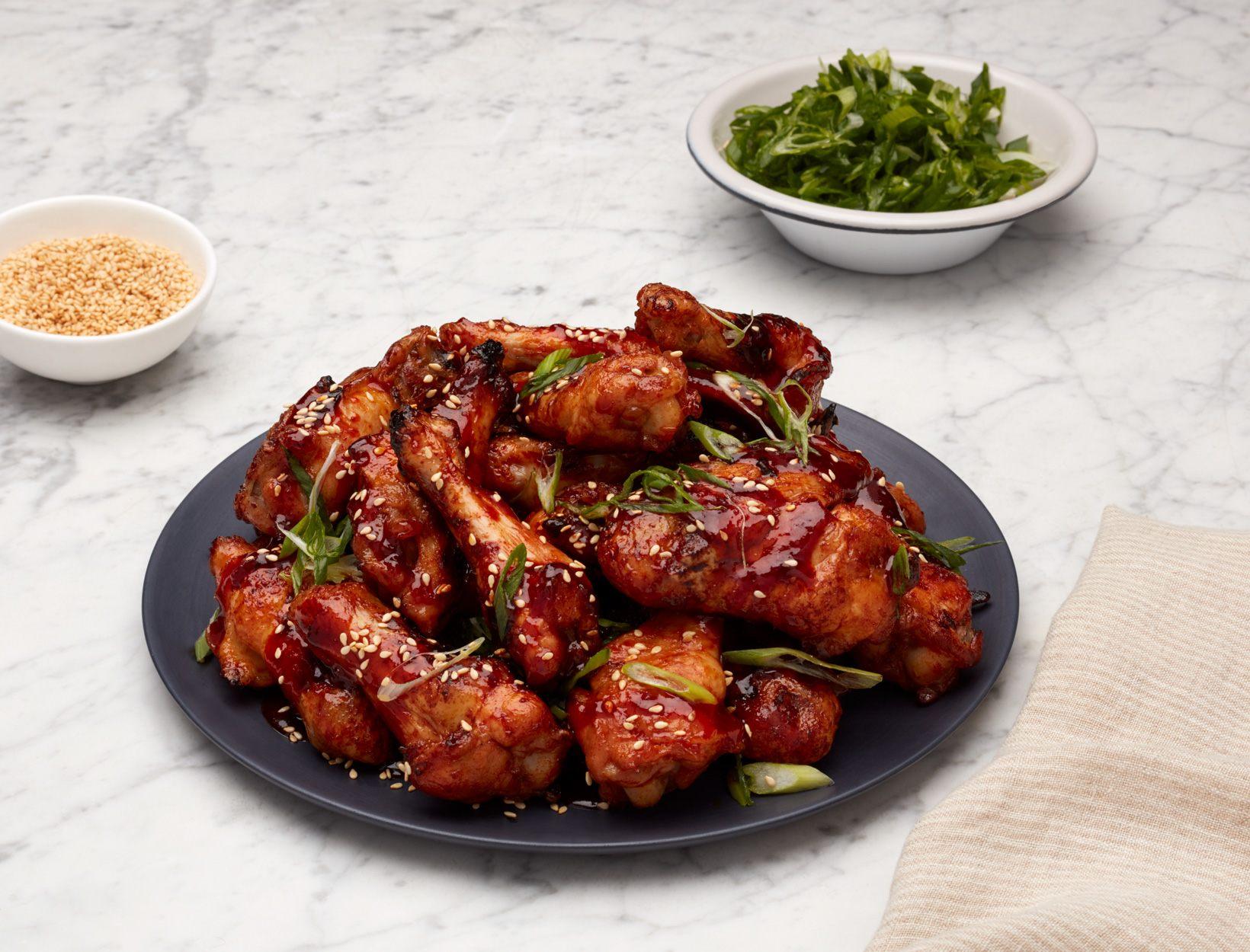 GP's Korean Baked Chicken Wings