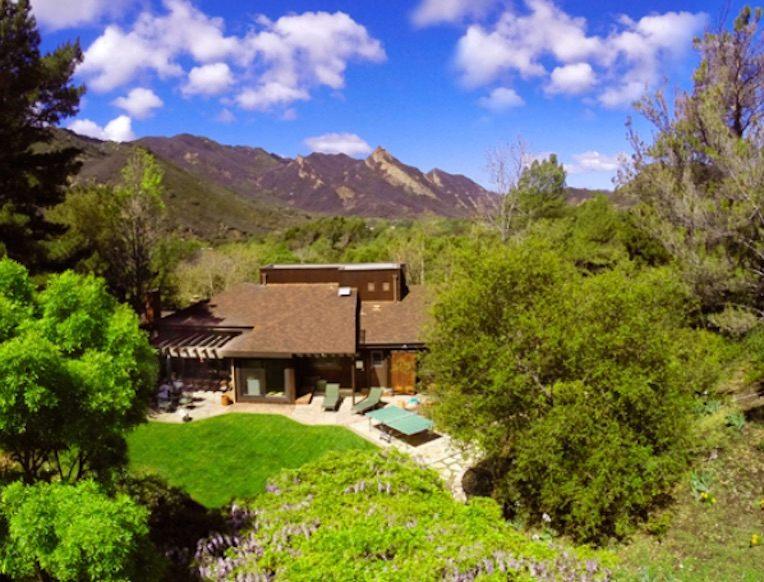 Monte Nido  <br>Malibu, Kalifornija</em>