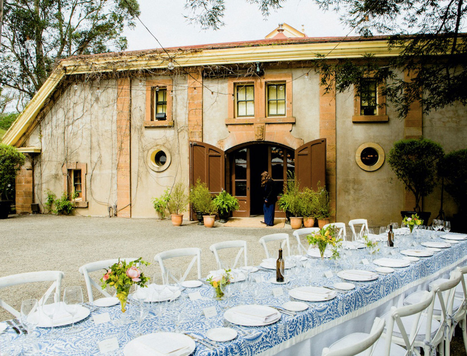 A Vineyard Detour, Kitchen Envy & More from SF