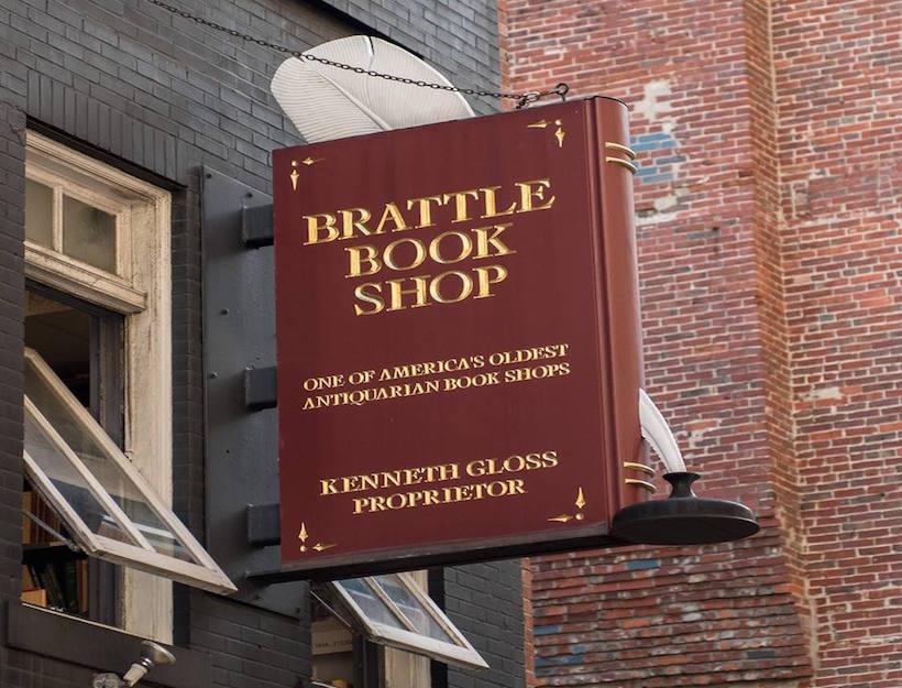 Brattle Books