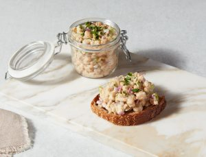 "Meatless Monday: Chickpea ""Tuna"" Salad"