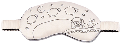 Morgan Lane Sleeping Mask