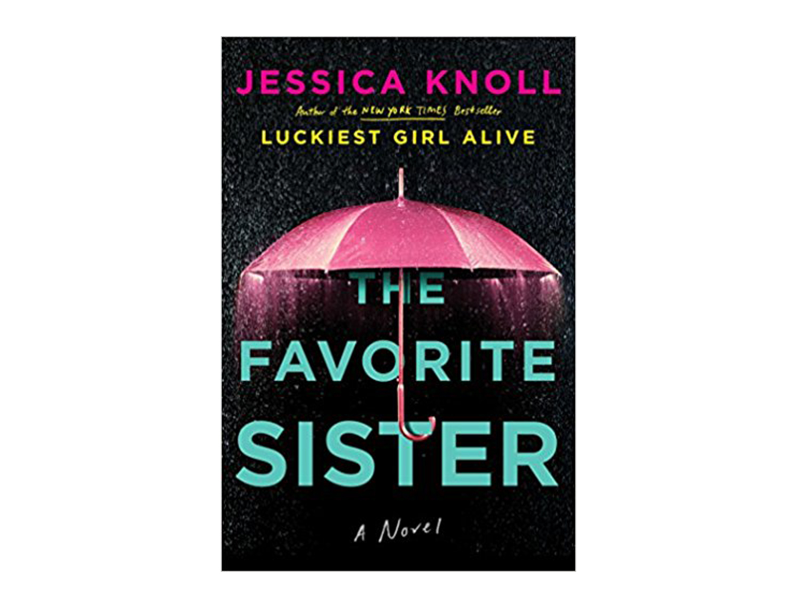 <em>The Favorite Sister</em> by Jessica Knoll
