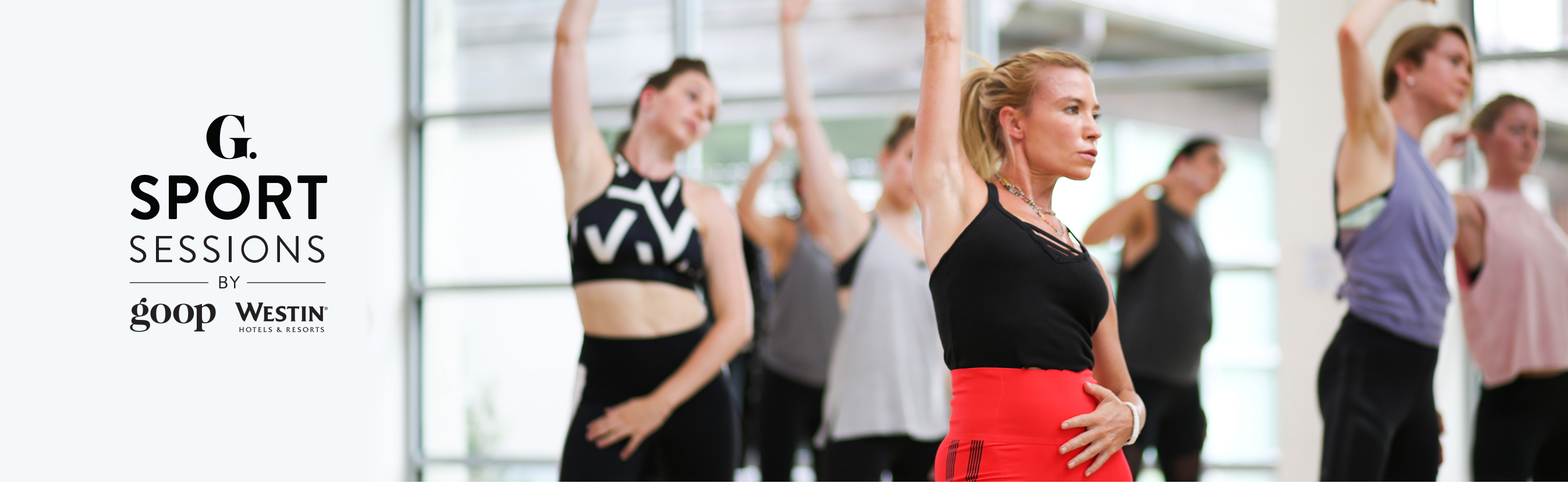 G. Sport Sessions by goop and Westin with Tracey Anderson