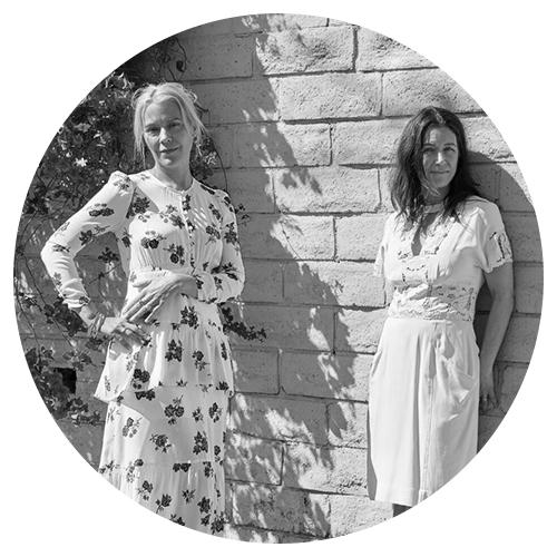 Kerrilynn Pamer and Cindy DiPrima Morisse