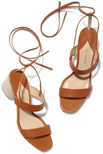 PAUL ANDREW Myer Jute Sandals