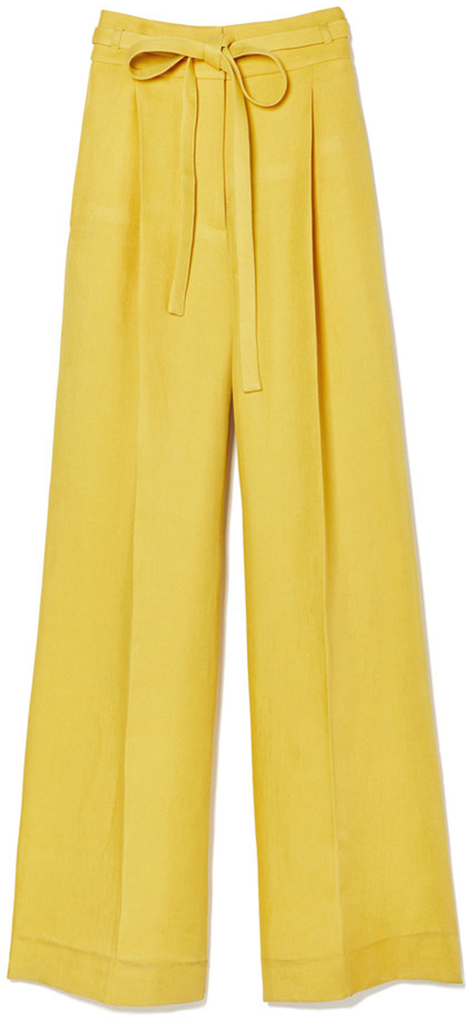 ROCHAS Mike Long Silk Pants
