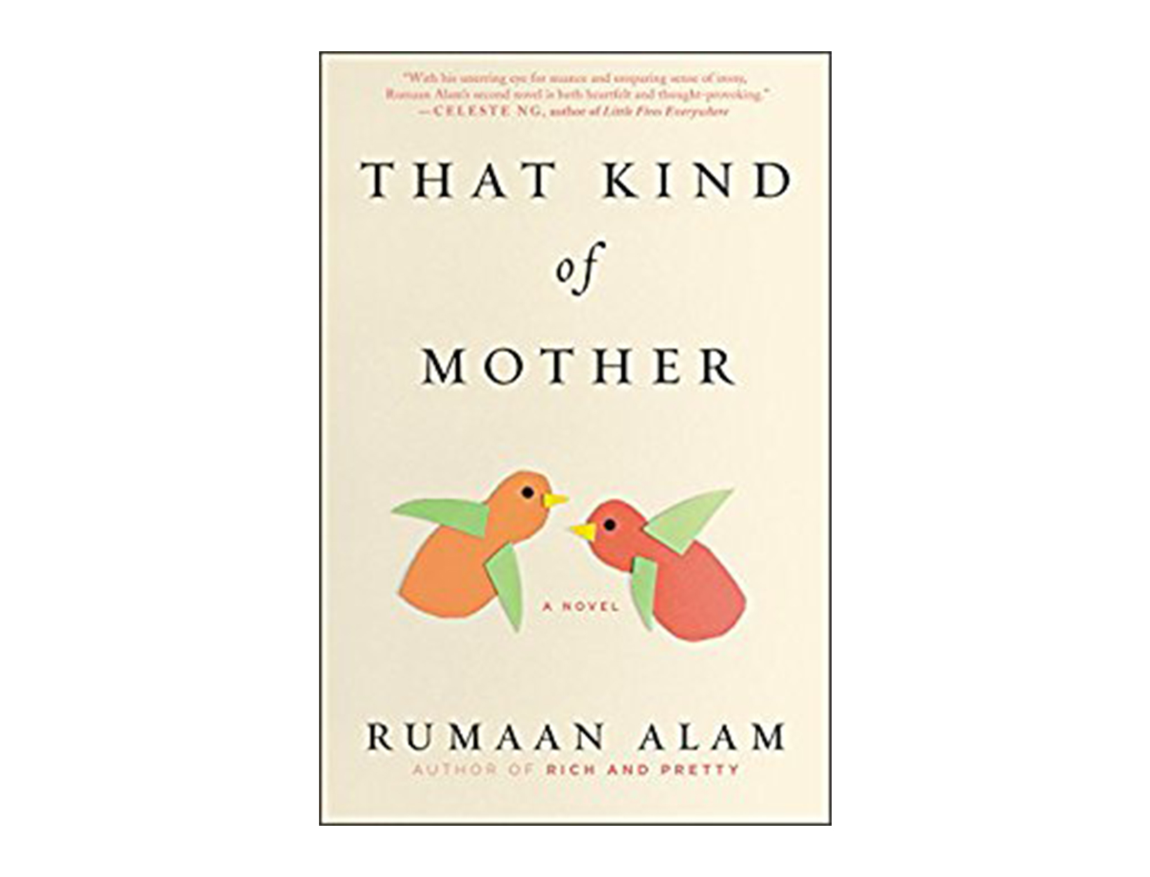 <em>That Kind of Mother</em> by Rumaan Alam