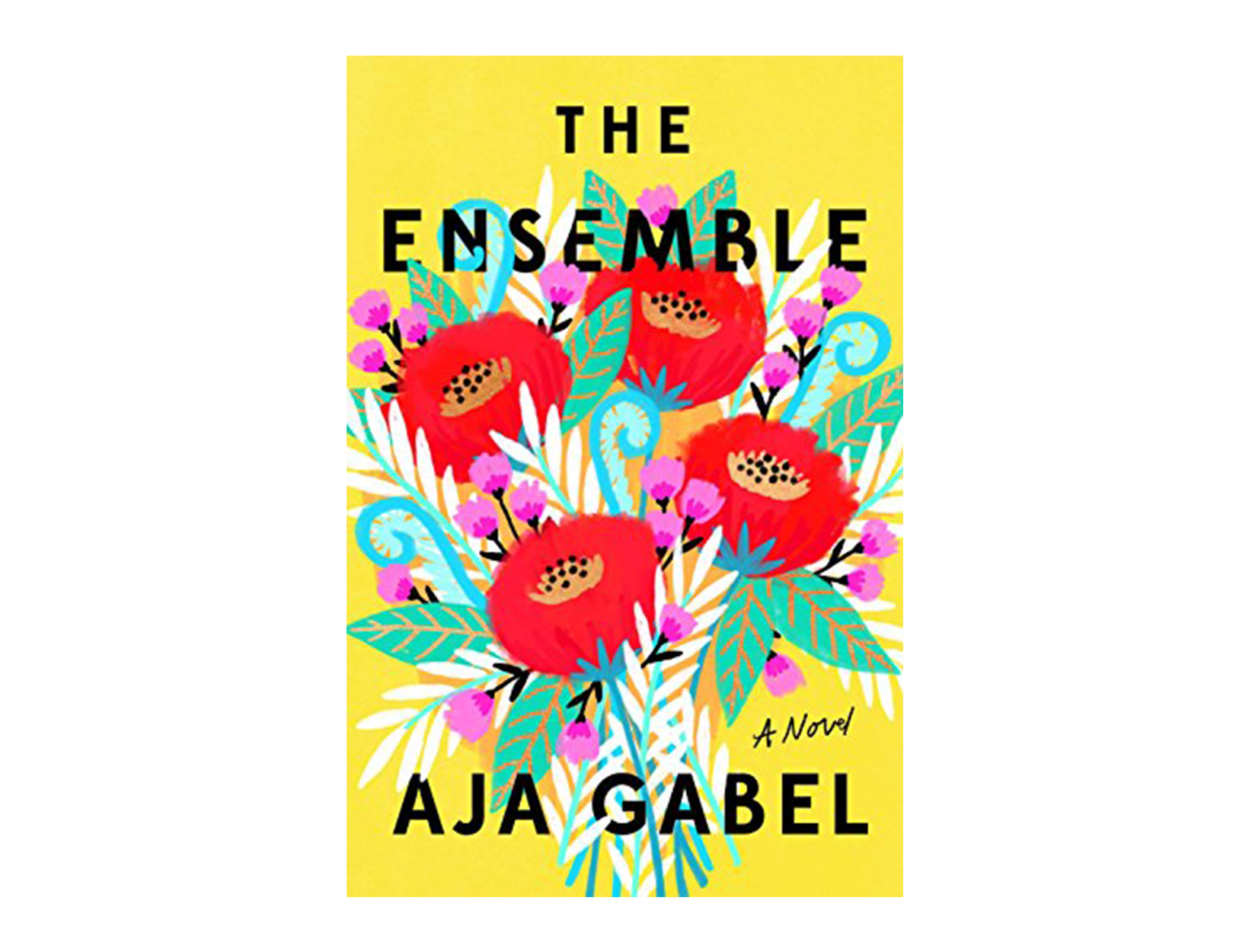 <em>The Ensemble</em> by Aja Gabel