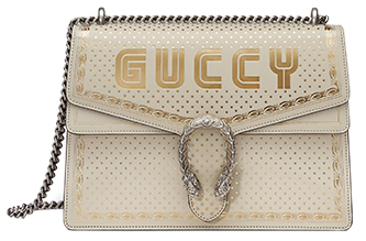 GUCCI Guccy Dionysus Medium Shoulder Bag