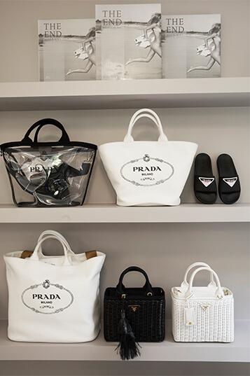 Goop Sag Harbor Bags