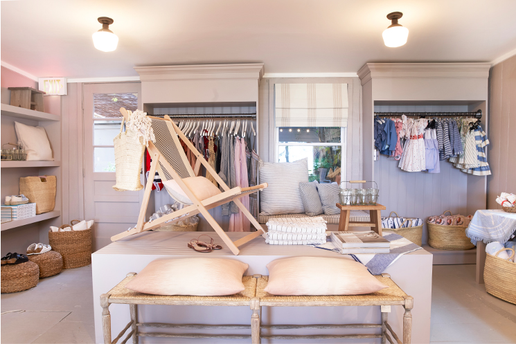 Center of Goop Sag Harbor shop