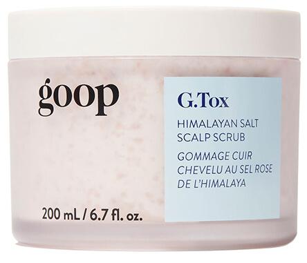 G.Tox Himalayan Salt Scalp Scrub