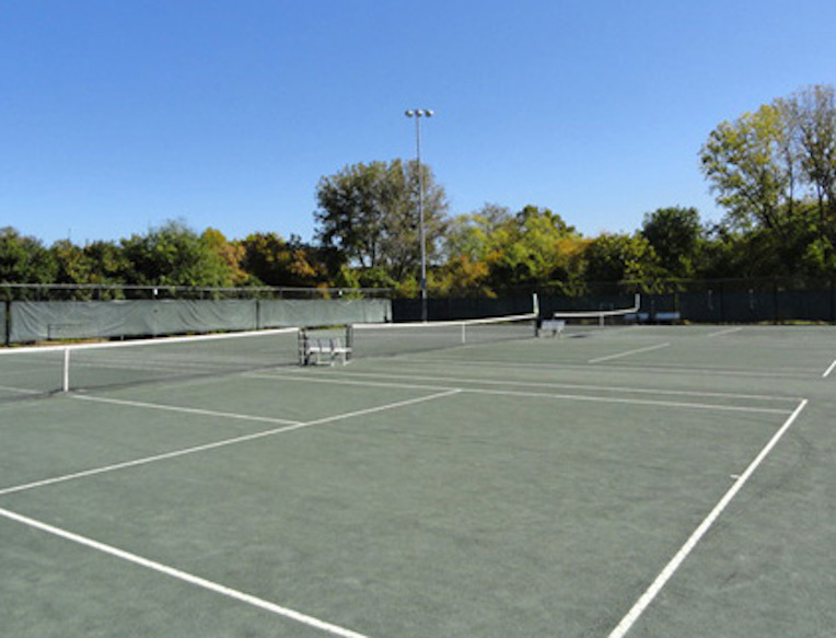 Bitsy Grant Tennis Center <br><em>Buckhead</em>