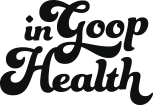 in goop Health Logo