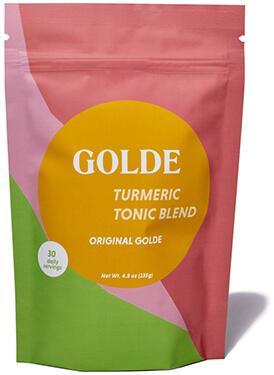 GOLDE Tumeric Tonic