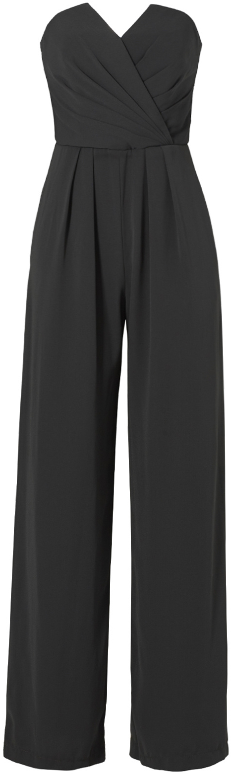 Jill Stuart Black Long Jumpsuit