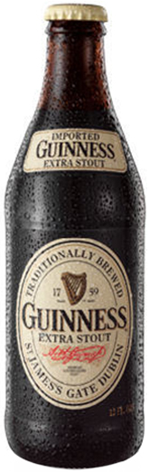 Guinness Extra Stout Pint