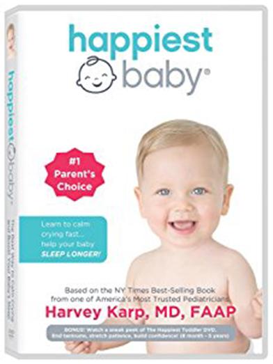 Dr. Harvey Karp Happiest Baby DVD
