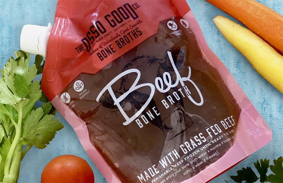 The Osso Goods Co. Beef Bone Broth