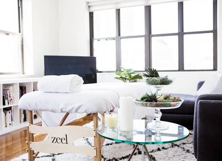 Zeel In-Home Massage