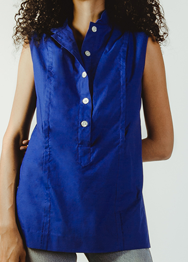 Madri Collection Cobalt Tunic