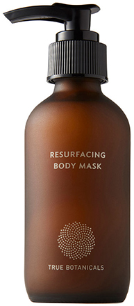 True Botanicals Body Mask
