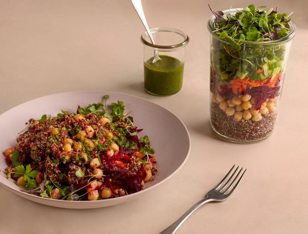 Farmers' Market Chopped Salad