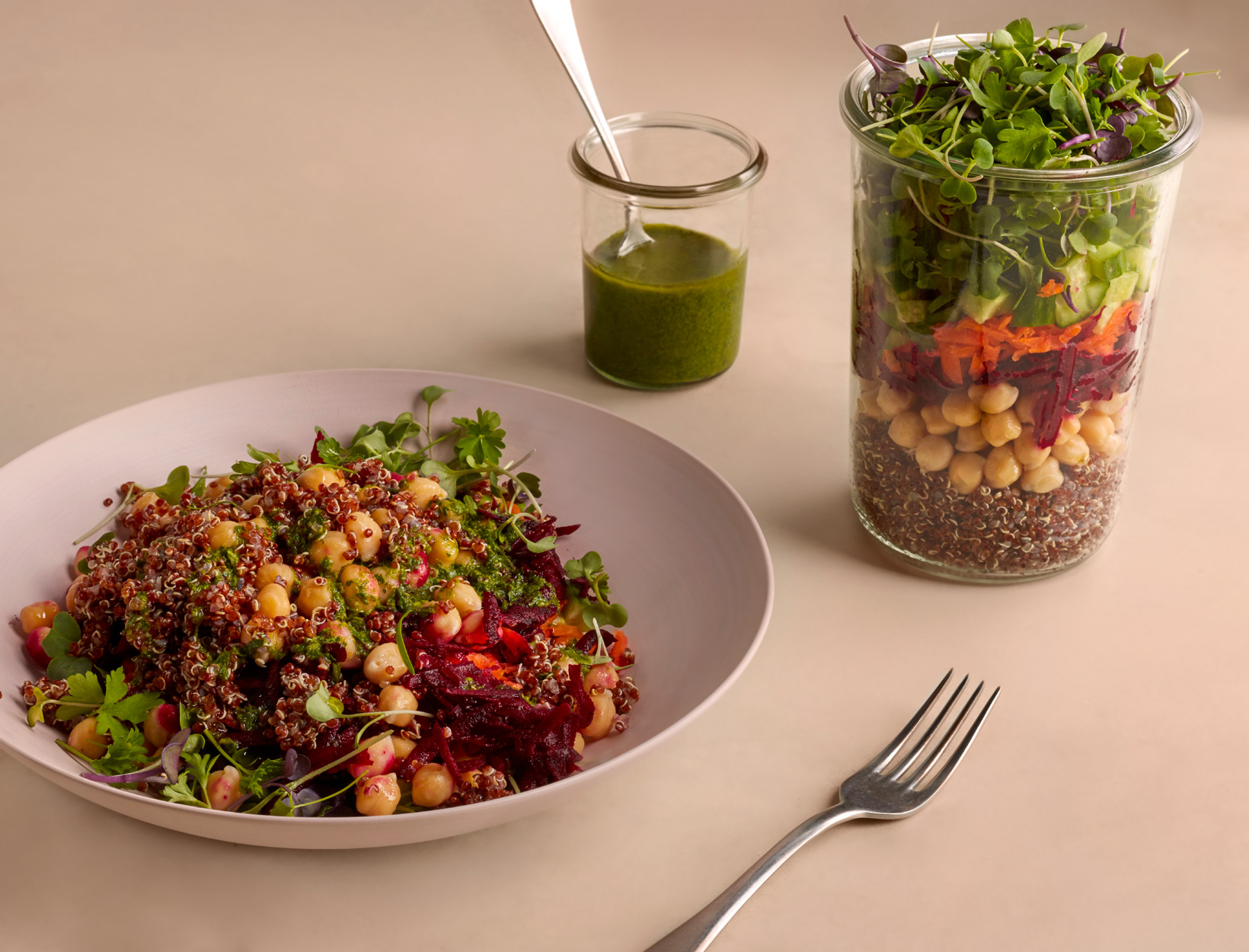 Farmers' Market Chopped Salad Recipe | Goop