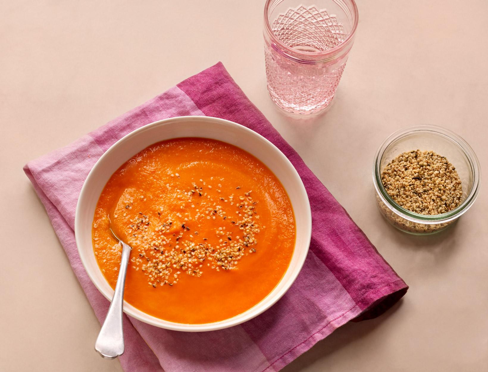 Golden Summer Soup