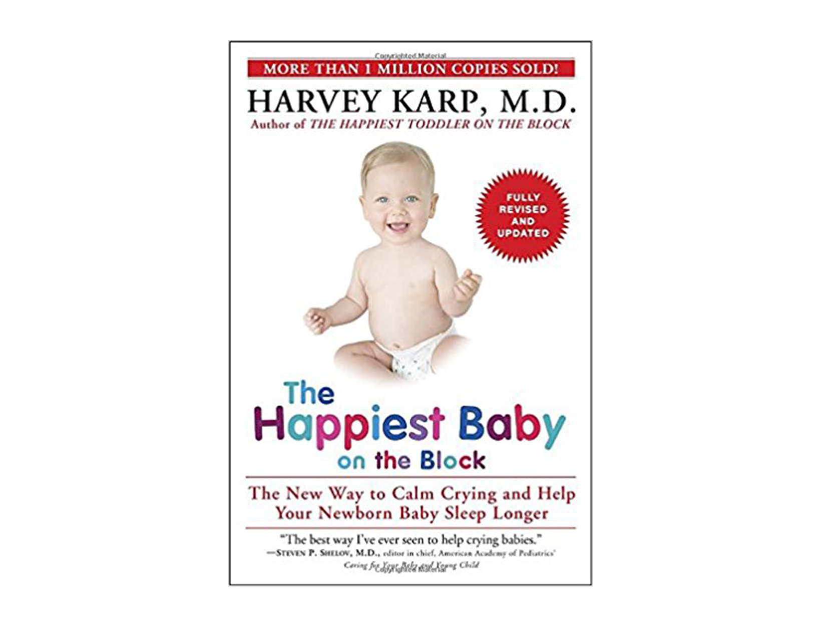 <em>The Happiest Baby on the Block</em> by Harvey Karp